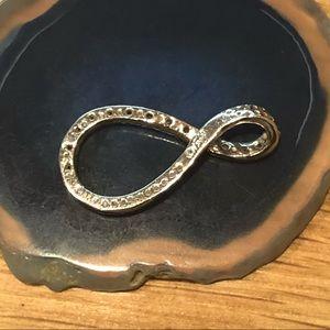 Jewelry - Silver Infinity Symbol Pendant